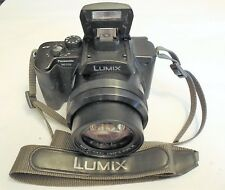 Panasonic LUMIX DMC-FZ20 5.0MP Digital Camera - Black