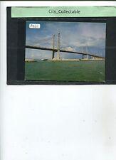 P361 # MALAYSIA USED PICTURE POST CARD * THE PENANG BRIDGE, ASIA LONGEST BRIDGE