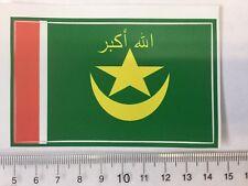 Rohingya flag sticker peel off vinyl