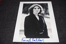 FARAH PAHLAVI signed 8x10 inch autographed Photo Former Queen of Iran FARAH DIBA