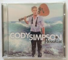 Cody Simpson 'Paradise' Exclusive Limited Edition Bonus Tracks CD Brand New Rare