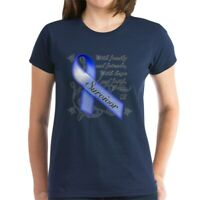 CafePress Colon Cancer Survivor Women's Dark T Shirt Womens T-Shirt (394344279)