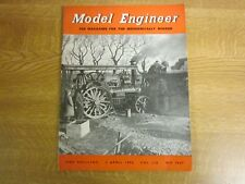 April 1958, THE MODEL ENGINEER, Cutty Sark, Ernest Steel, Averill Type Cylinders