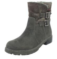 Botas de mujer botines s.Oliver color principal gris