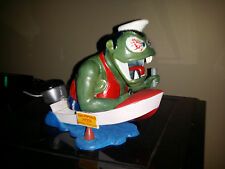 VINTAGE 1963 HAWK WEIRD-OHS MODEL LEAKY BOAT LOUIE BUILD UP
