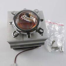 20 100w Led Aluminium Heat Sink Cooling Fan44mm Lens Reflector Bracket Kit
