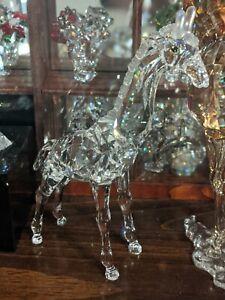 Swarovski Crystal Figurine Giraffe Mint