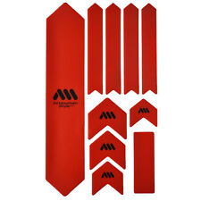 All Mountain Style Honeycomb frame guard XL red/black