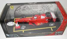 1/18 FERRARI F-2000 RE DELLA PIOGGIA EDIZIONE Michael Schumacher