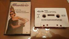 MARTIRIO CINTA TAPE CASSETTE 1987 UNICA EBAY MUNDIAL RARA