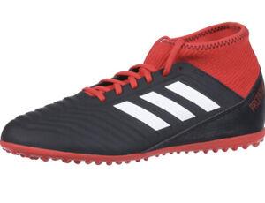 adidas Predator Tango 18.3 Turf Junior Soccer Cleats Black Boys Size 4 M US