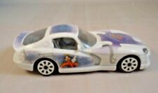 Bburago Disney Goofy Dodge Viper Gts Coupe Toy Car Made in Italy 1:43