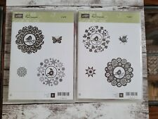 Stampin Up 4 Seasons retired hostess