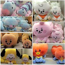 BT21 baby Sitting doll mini Sitting cushion Line friends OFFICIAL BTS