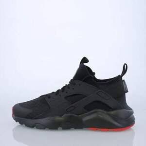Shoes Nike Air Huarache Run Ultra Synthetic Black 819685-012 Fashion