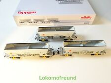 Märklin 45805 Schüttgutwagen-set Faccns der HVLE
