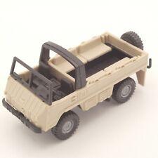 ROCO miniatura modello h0 1704 Steyr Puch Pinzgauer 4x4 fuoristrada Beige Nuovo