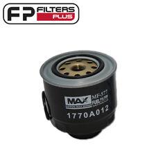 WCF103 Wesfil Fuel Filter - Z679 - Suits 2.5L & 3.2L T/Diesel Triton, Challenger