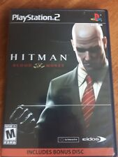 Hitman: Blood Money (Sony PlayStation 2, 2006) Tested Complete