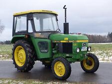 John Deere 840 E in sehr gepflegten Zustand nur 2090 Stunden , Traktor Schlepper