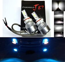LED Kit C6 72W PSX24W 2504 8000K Blue Two Bulbs Fog Light Replacement Upgrade