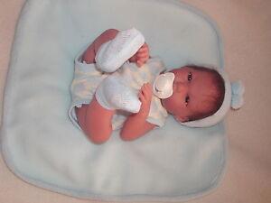 Reborn Rebornbaby  Rebornpuppe Puppe Llorens Puppenbaby Babypuppe Sammlerpuppe