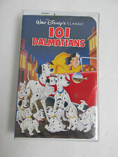 101 Dalmatians a Walt Disney Classic Black Diamond Edition VHS Dalmations