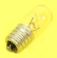 AMPOULE LAMPE A FILAMENT E14 30V 5W 15x43 OR E 4364 OBSOLETE