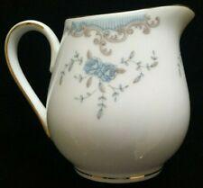 Imperial China SEVILLE W Dalton  5303 Blue Roses Creamer