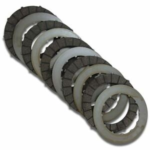 BSA Plain and Friction plates set of 10 57-2725