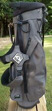 New listing Linksouldier GOLF BAG Carry/Ride Ultralight, With Stand Mechanism.