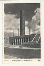 AK - Berlin - Reichssportfeld - Glockenturm - Echte Photographie