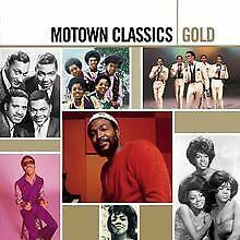 Motown Gold de Various   CD   état bon