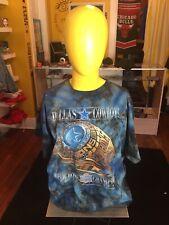 VTG Dallas Cowboys Salem T-Shirt XL 1990s Super Bowl XXVII Ring 1993 Custom Dyed