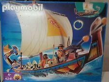 playmobil 4241:bateau Egyptien;boite complète;Romains