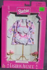 barbie lingerie FASHION AVENUE tenue accessoire 1997 Mattel 18092 coeur lunette