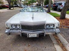 1974 Cadillac Eldorado 8.2