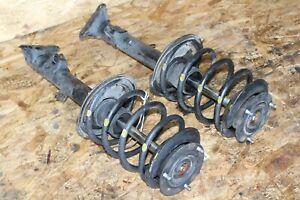 BMW E36 323 325 328 Front Left & Right Strut Spring Shock Absorber Set 88k OEM
