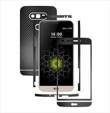 3D Carbon Skin,Full Body Protector for Case,Vinyl Wrap For LG G5