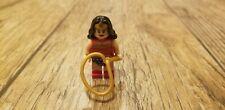 New listing Lego Superman Wonder Woman Minifigure With Lasso Sh004 Euc