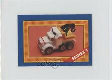 1989 Publications International Micro Machines #83 City Service Tow Truck 0w6
