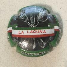 "superbe capsule de champagne savry didier /""laguna/""  !"