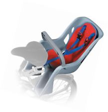 Child Carrier For Bike With Pad Bicycle Baby Seat w/ Pad Toddler 40 lbs