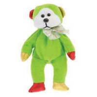 """SKANSEN BEANIE KID """"BO THE BAUBLE BEAR"""" LIMITED EDITION MINT WITH MINT TAGS"""