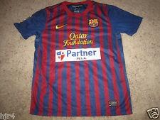 Barcelona Spain Barca Nike Soccer Football Jersey Youth L 14-16 Large