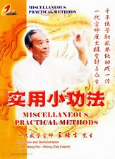 Wu Style TaiChi Practical Health Methods by Wang Peisheng Special Collectio 2Vcd