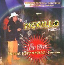 El Tigrillo Palma : En Vivo Desde Hermosillo, Sonora CD