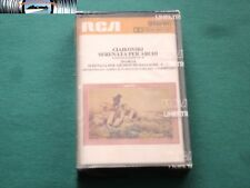 Ciaikovski - Dvorak - Serenata per archi - MC - S/S