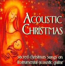 Instrumental Guitar Holiday Music : Acoustic Christmas CD
