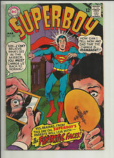 SUPERBOY 145 VG-+ VERY GOOD+ DC COMICS 1968 SILVER AGE COMIC